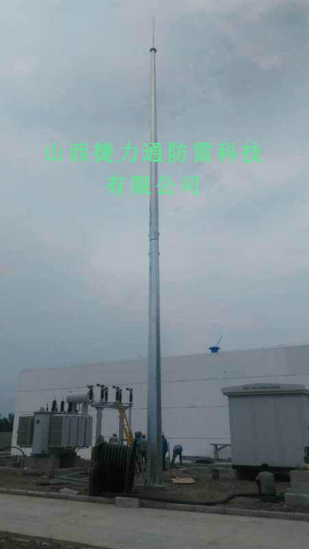 金昌兴盛建筑工程有限公司环形避雷塔项目