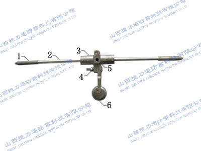 XBL-II型 高效防绕击避雷针