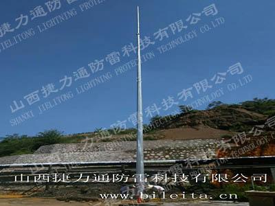 盂县环形避雷针安装工程