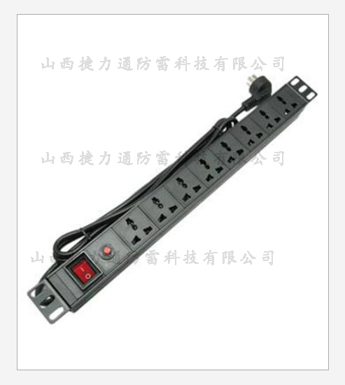 PDU千赢app客户端下载插座金属8位